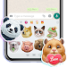 Funny Animal Stickers - Add to Chats App (Free)