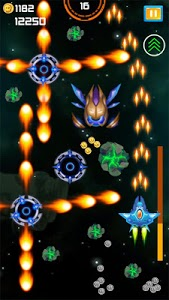 screenshot of Galaxy Attack - Alien Shooter version 1.1