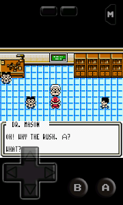 screenshot of Gameboy Color A.D. version 5.3