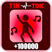 Download Get Free Fans for tik, Followers & Likes for Tok 2.9 APK