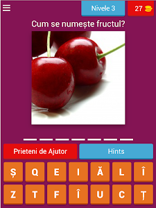 screenshot of Ghiceste Fructul 2019 version 4.1.0z