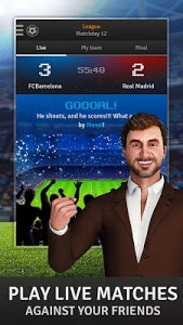 screenshot of Golden Manager - Football Game version 1.10.10