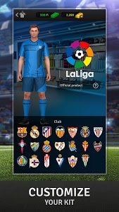 screenshot of Golden Manager - Football Game version 1.12.5
