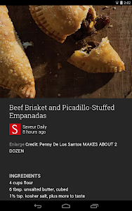 screenshot of Google Play Newsstand version Varies with device