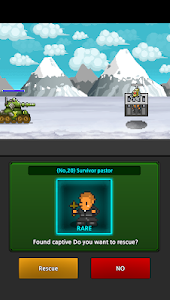 screenshot of Grow Soldier - Idle Merge game version 3.5