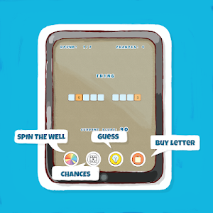 screenshot of Guess the Phrase: Crazy Wheel version 1.0.1