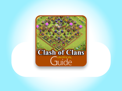 screenshot of Guide for Clash of Clans version 1.0