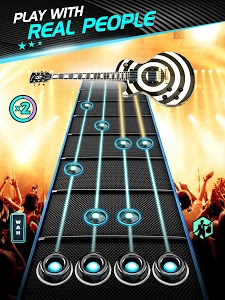 screenshot of Guitar Band Battle version 1.4.9.9.3