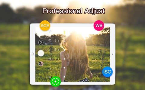 screenshot of HD Filter Camera - Perfect Photo & Video Camera version 1.1.9