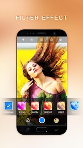 screenshot of HD Camera - Best Cam with filters & panorama version 2.2.5