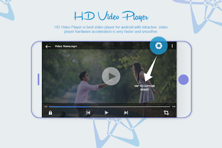 screenshot of HD Video Player version 1.5