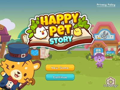 screenshot of Happy Pet Story: Virtual Pet Game version 2.2.02