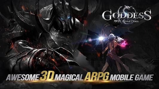 screenshot of Goddess: Primal Chaos - en Free 3D Action MMORPG version 1.82.21.110600