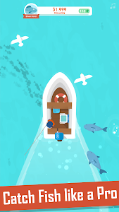screenshot of Hooked Inc: Fisher Tycoon version 2.1.7