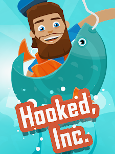 screenshot of Hooked Inc: Fisher Tycoon version 1.7.6