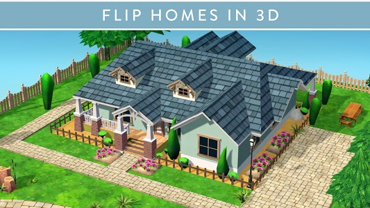 screenshot of House Flip with Chip and Jo version 1.4.5