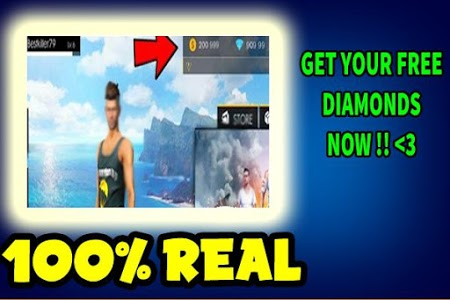 screenshot of How To Get Diamonds For Free Fire Cal - 2019 Tips version 1.0