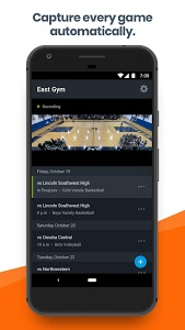 screenshot of Hudl Focus version 2.34.0