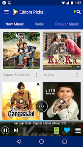 screenshot of Hungama Drive version 1.2