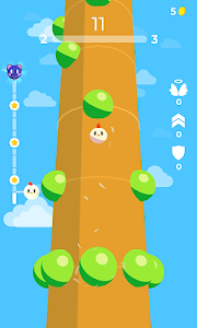 screenshot of Hyper Jump version 2.2