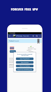 screenshot of ❤️INDIA VPN Master - Free Unlimited VPN Proxy ❤️ version 1.0.2