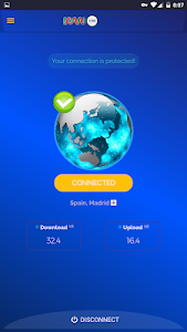 screenshot of IRAN VPN - proxy - speed - unblock - Free Shield version 1.952