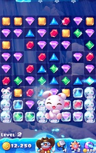 screenshot of Ice Crush version 4.0.0