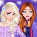 Icy or Fire dress up game - Frozen Land