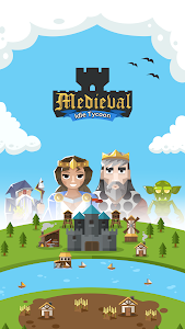screenshot of Medieval: Idle Tycoon - Idle Clicker Tycoon Game version 1.1.1
