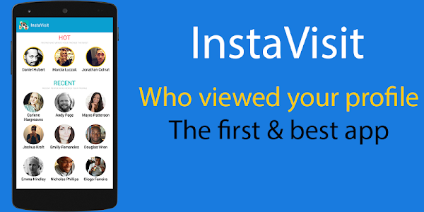 screenshot of InstaVisit Who Views Instagram version 3.2