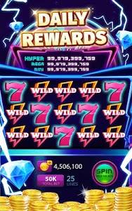 screenshot of Jackpot Magic Slots™: Vegas Casino & Slot Machines version 12.2.4