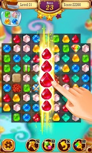 screenshot of Diamonds Crush 2020 - jewel collect & blast version 8.1.0000