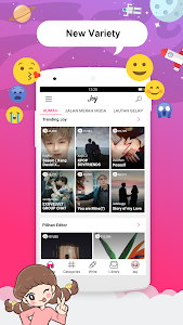 screenshot of Joylada - Read All Kind of Chat Stories version 3.7.40