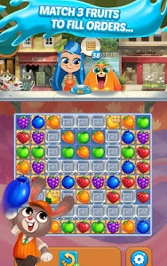 screenshot of Juice Jam - Puzzle Game & Free Match 3 Games version Varies with device