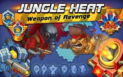 screenshot of Jungle Heat: Weapon of Revenge version 1.8.18