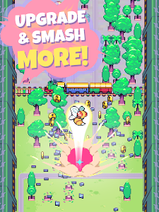 screenshot of Kaiju Rush version 1.3.0