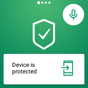 screenshot of Kaspersky Mobile Antivirus: AppLock & Web Security version 11.16.4.584