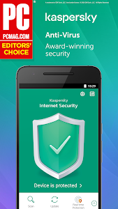 screenshot of Kaspersky Mobile Antivirus: AppLock & Web Security version 11.23.4.2043