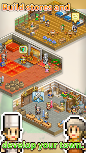 screenshot of Kingdom Adventurers version 1.8.4