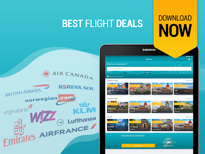 screenshot of Kiwi.com: Cheap Flights & Airline Tickets version 5.2.1