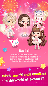 screenshot of LINE PLAY - Our Avatar World version 6.9.2.0