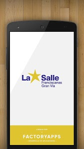 screenshot of La Salle Gran Via version 1.2