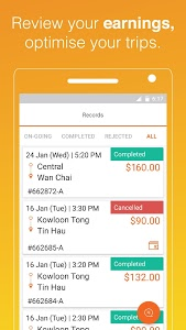 screenshot of Lalamove Driver - Earn Extra Income version 4.835.89620