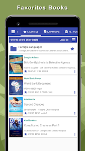 screenshot of Librera - reads all books, PDF Reader version 8.2.17