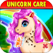Little Unicorn Care and Makeup - Baby Pony Caring