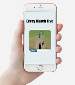 screenshot of Live Cricket version 1.1.1