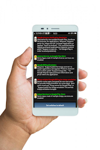 screenshot of Lucky Guide Pro version 1.0
