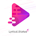 Lyrical.status : Lyrics Video Maker & Status Video