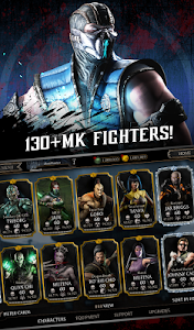 screenshot of MORTAL KOMBAT version 2.7.0