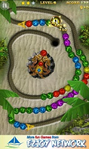 screenshot of Marble Blast 2 version 1.2.4